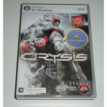 Crysis   Ação   Tiro   Jogo Pc   Produto Original