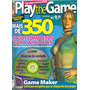Revista Cd Expert Lacrada Play The Game 350 Jogos Completos