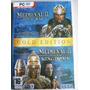 Medieval 2 Total War Gold Edition Em Português+frete Grátis!