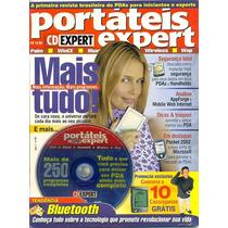 Revista Cd Expert Lacrada Portateis Expert Mais Tudo