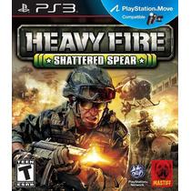 Heavy Fire: Shattered Spear - [ps3] Lacrado