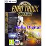 Euro Truck Simulator 2 Original Em Hd + Key Dublado Brasil