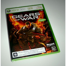 Gears Of War Original Lacrado - X360 Xbox 360