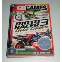 Moto Racer 3 Gold Edition | Corrida | Jogo Pc | Original