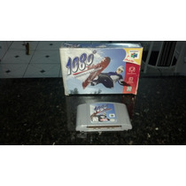 1080 Snowboarding Ten Eighty - Nintendo 64 Original