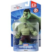 Lacrado Boneco Disney Infinity 2.0 Single Figure Hulk