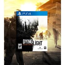 Dying Light Ps4 Primária 100% Pt-br Código Psn Lançamento