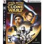 Jogo Semi Novo Star Wars The Clone Wars Republic Heroes Ps3