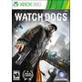 Jogo Watch Dogs Xbox 360 - Importado, Novo E Lacrado!