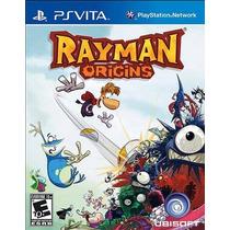 Jogo Rayman Origins Psvita - Pronta Entrega - Lacrado