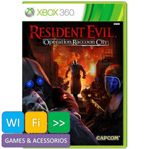 Resident Evil Xbox 360 Operation Raccoon City