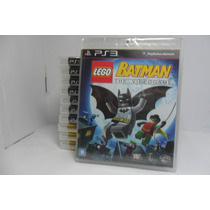 Lego Batman The Videogame Ps3 Novo E Lacrado Rcr Games