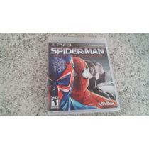 Spider Man Shattered Dimensions Ps3 - Spiderman Homem Aranha