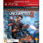Uncharted 2 Among Thieves - Ps3 - Original Rcr Games