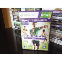 Your Shape Fitness Evolved - Usado - Xbox 360 - Kinect