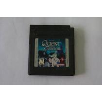 Quest For Camelot Original Salvando Game Boy Color Gbc