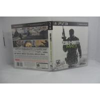 Call Of Duty Mw3 Ps3 Semi Novo Bom Estado Rcr Games