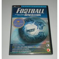 Football Generation | Esporte | Futebol | Jogo Pc | Original