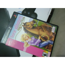 Barbie Horse Adventures Original P/ Playstation 2, Completo