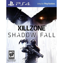 Jogo Killzone Shadow Fall Ps4 Midia Fisica Lacrado Nota Fisc
