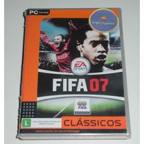 Fifa 07 | Futebol | Jogo Pc | Produto Original