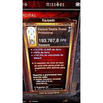 Diablo 3 Xbox One - Melhor Arma Do Jogo