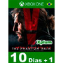 Aluguel - Metal Gear Solid 5 V The Phantom Pain Xbox One