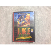 Jungle Strike Sega Genesis Original (megadrive)
