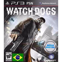 Watch Dogs - Psn - Português - Jogo Ps3 - Envio Hoje