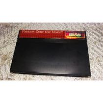 Fantasy Zone The Maze 100% Original Master System