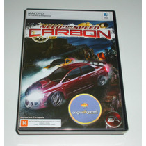 Need For Speed Carbon | Corrida | Jogo Mac | Original