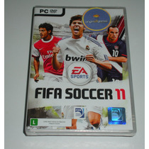 Fifa Soccer 11 | Futebol | Jogo Pc Computador | Original