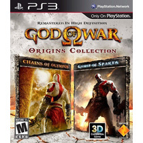 God Of War Origins Collection Ps3 Psn (promoção)