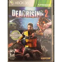Dead Rising 2 Platinum Hits Original Xbox360