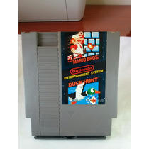 Super Mario Bros Duck Hunt Nes Original Nintendinho