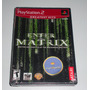 Enter The Matrix | Luta | Tiro | Jogo Ps2 | Original