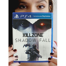 Killzone: Shadow Fall - Ps4 Lacrado De Fábrica.