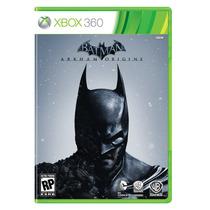Jogo Batman Arkham Origins Xbox 360 Midia Fisica Lacrado N.f