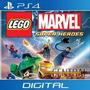 Lego Marvel Super Heroes Ps4 Primario Playstation Primaria