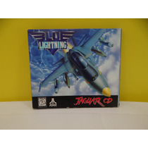 Blue Lightning - Atari Jaguar Cd - Completo!