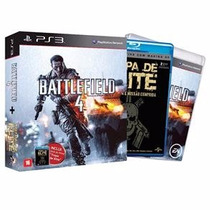 Battlefield 4 + Filme: Tropa De Elite - Ps3 - Pronta Entrega