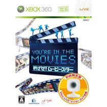 You´re In The Movies Xbox 360 Original Pronta Entrega