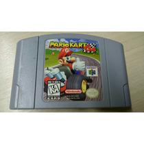 Mario Kart 64 Original Ótimo Estado Frete Grátis.