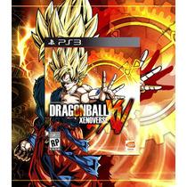 Dragon Ball Xenoverse Ps3 Código Psn + Dlc De Pré Venda