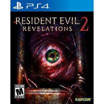 Resident Evil: Revelations 2 Ps4 Primária Temporada Completa