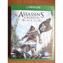 Assassins Creed Iv: Black Flag (em Português) Ac4 - Xbox One