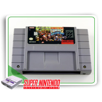 Snes Donkey Kong Country 2 Diddys Kong Quest Orig.