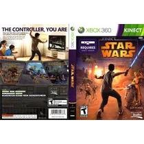 Jogo Kinect Star Wars Mídia Física Xbox 360 Semi-novo