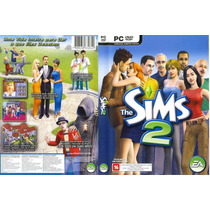 Game Lacrado Pc The Sims 2 Cd Rom 4 Discos