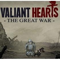Valiant Hearts/ The Great War Jogos Ps3 Codigo Psn